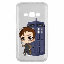 Чохол для Samsung J1 2016 Doctor who is 10 season2