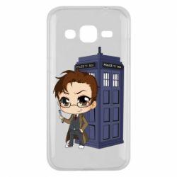 Чохол для Samsung J2 2015 Doctor who is 10 season2