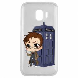 Чохол для Samsung J2 2018 Doctor who is 10 season2