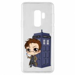 Чохол для Samsung S9+ Doctor who is 10 season2