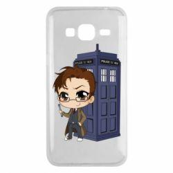 Чохол для Samsung J3 2016 Doctor who is 10 season2