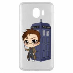 Чохол для Samsung J4 Doctor who is 10 season2