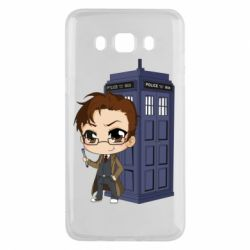 Чохол для Samsung J5 2016 Doctor who is 10 season2