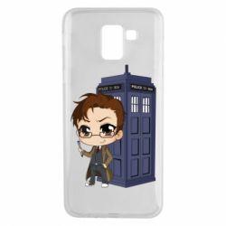 Чохол для Samsung J6 Doctor who is 10 season2