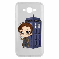 Чохол для Samsung J7 2015 Doctor who is 10 season2