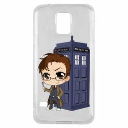 Чохол для Samsung S5 Doctor who is 10 season2