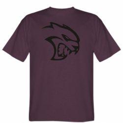 Чоловіча футболка Dodge Hellcat SRT