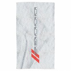 Рушник Dodge logo
