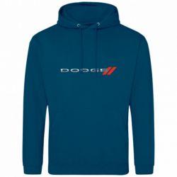 Чоловіча толстовка Dodge logo