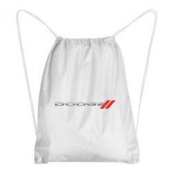 Рюкзак-мішок Dodge logo