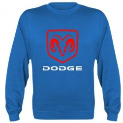 Реглан (свитшот) DODGE