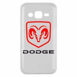 Чохол для Samsung J2 2015 DODGE
