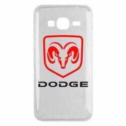 Чохол для Samsung J3 2016 DODGE
