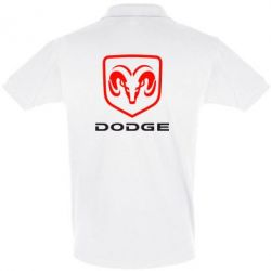 Футболка Поло DODGE - FatLine