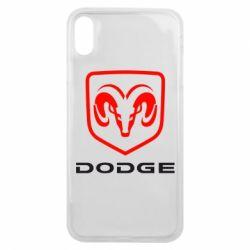 Чохол для iPhone Xs Max DODGE