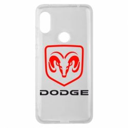 Чохол для Xiaomi Redmi Note Pro 6 DODGE
