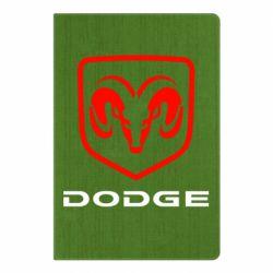Блокнот А5 DODGE