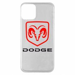 Чохол для iPhone 11 DODGE