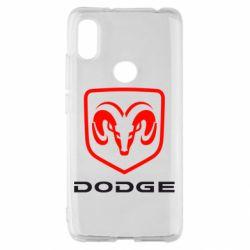 Чохол для Xiaomi Redmi S2 DODGE