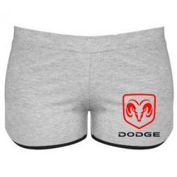 Женские шорты DODGE - FatLine
