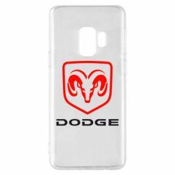 Чохол для Samsung S9 DODGE