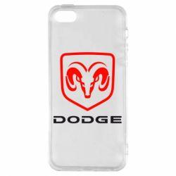 Чохол для iphone 5/5S/SE DODGE