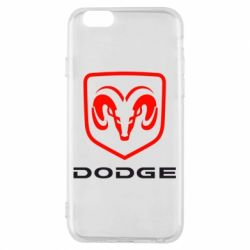 Чохол для iPhone 6/6S DODGE