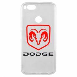Чохол для Xiaomi Mi A1 DODGE