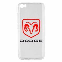 Чохол для Xiaomi Mi5/Mi5 Pro DODGE