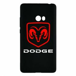 Чохол для Xiaomi Mi Note 2 DODGE