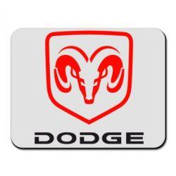 Коврик для мыши DODGE - FatLine