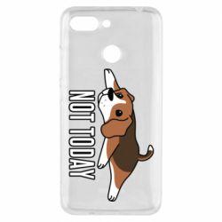 Чехол для Xiaomi Redmi 6 Dog not today