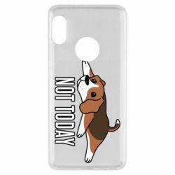 Чехол для Xiaomi Redmi Note 5 Dog not today