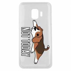 Чехол для Samsung J2 Core Dog not today