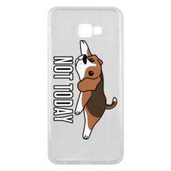 Чехол для Samsung J4 Plus 2018 Dog not today