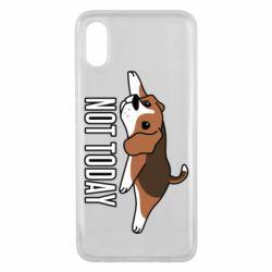 Чехол для Xiaomi Mi8 Pro Dog not today