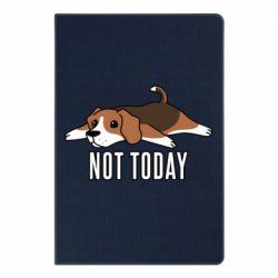 Блокнот А5 Dog not today