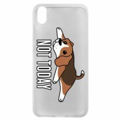 Чехол для Xiaomi Redmi 7A Dog not today