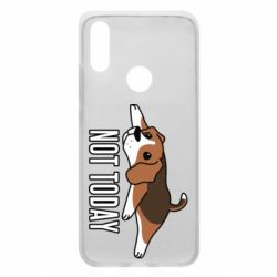 Чехол для Xiaomi Redmi 7 Dog not today