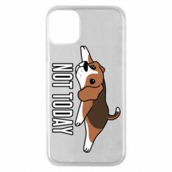 Чехол для iPhone 11 Pro Dog not today