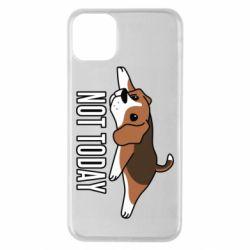 Чехол для iPhone 11 Pro Max Dog not today