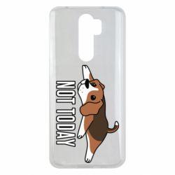 Чехол для Xiaomi Redmi Note 8 Pro Dog not today
