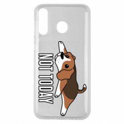 Чехол для Samsung M30 Dog not today