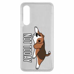 Чехол для Xiaomi Mi9 SE Dog not today