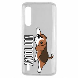 Чехол для Xiaomi Mi9 Lite Dog not today