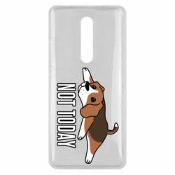 Чехол для Xiaomi Mi9T Dog not today