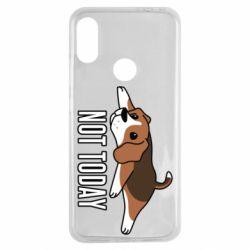 Чехол для Xiaomi Redmi Note 7 Dog not today