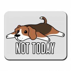 Коврик для мыши Dog not today