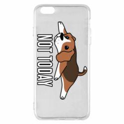 Чехол для iPhone 6 Plus/6S Plus Dog not today