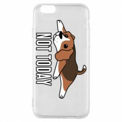 Чехол для iPhone 6/6S Dog not today